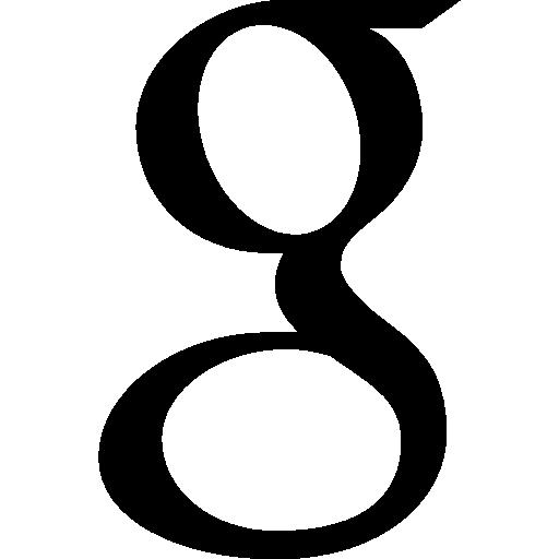 Google g png. Free social media icons