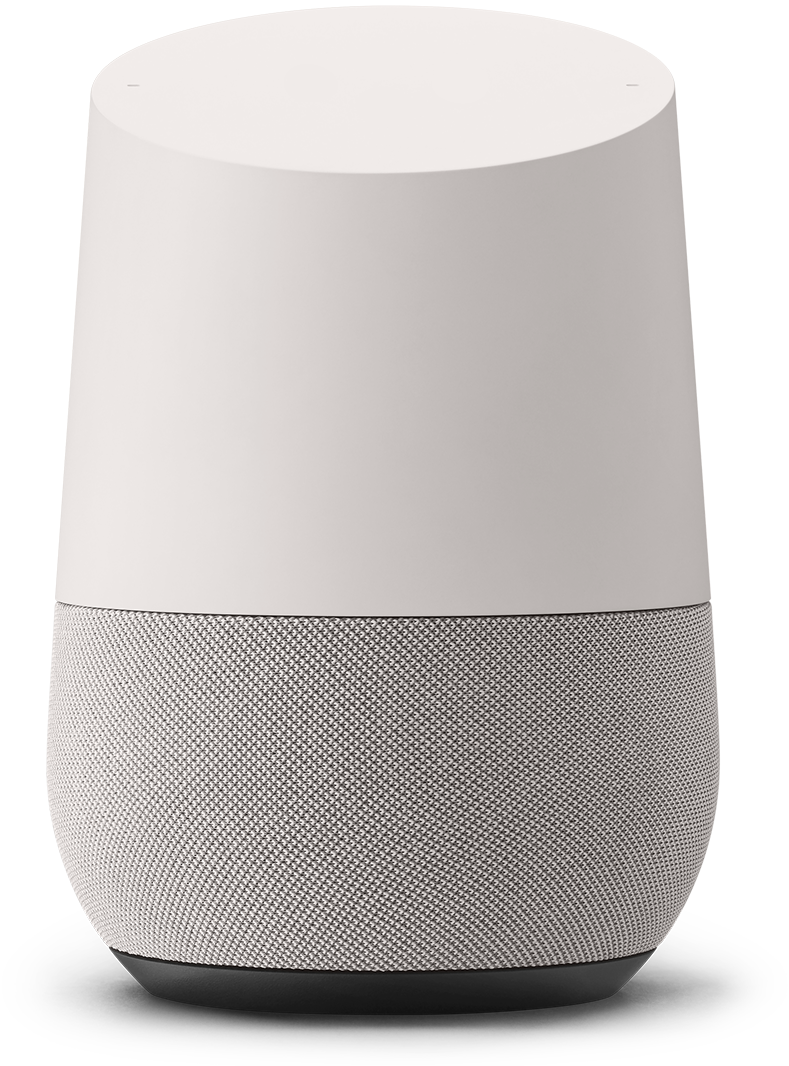 Google home png. Intelligent iot projects in