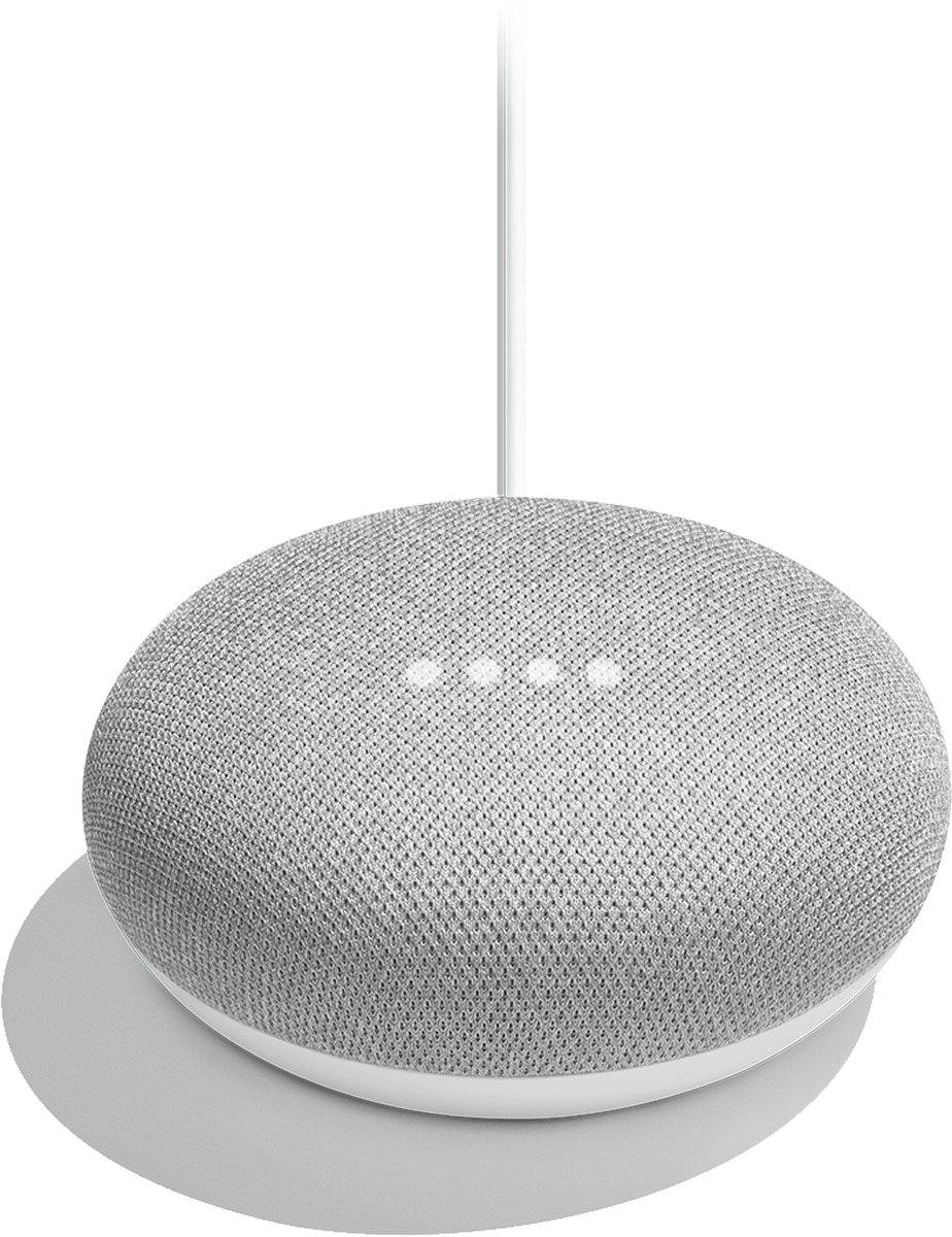 Mini chalk bluetooth . Google home png