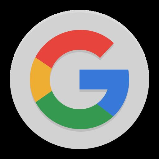 Google icon png. Papirus apps iconset development