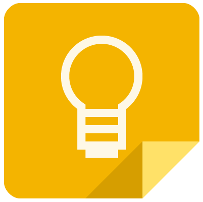 Spotted in drive source. Google keep icon png