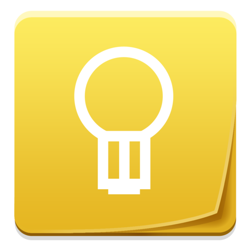 Notes for by robert. Google keep icon png