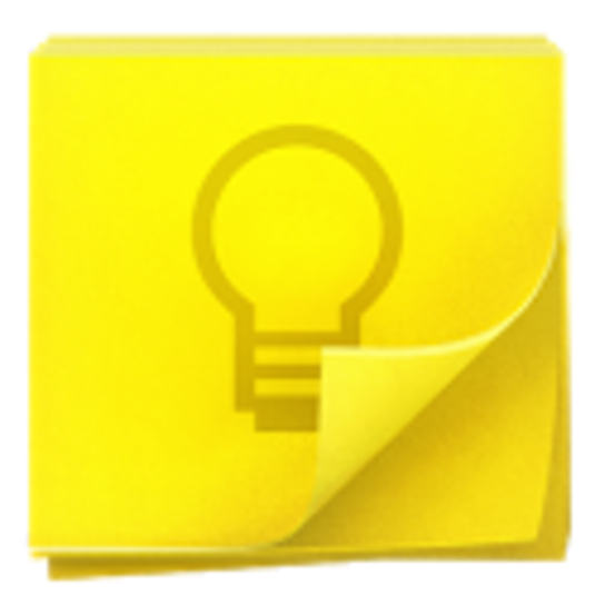 Introduction to note app. Google keep png