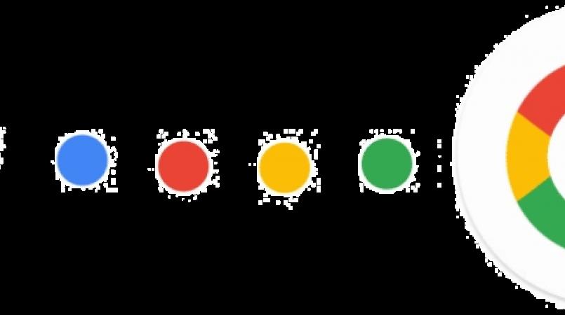 Redesigns its loop. Google logo 2015 png