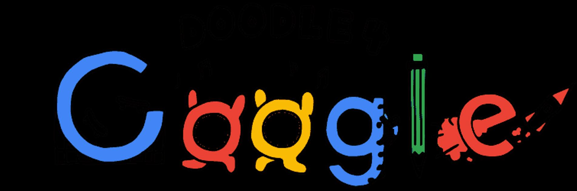 Google logo png 2015.  doodle contest asks