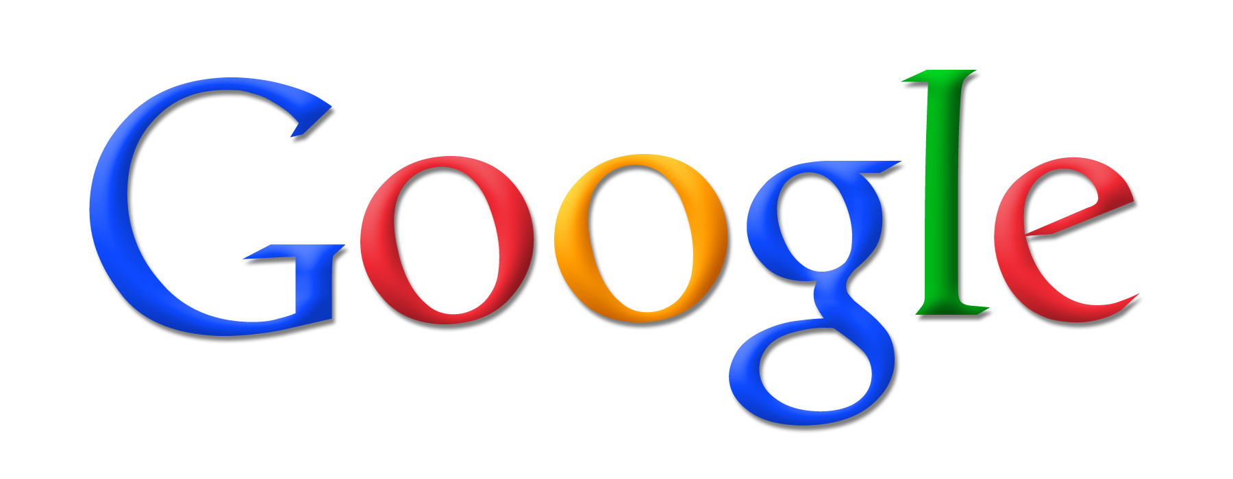 Google logo white png. New high quality image