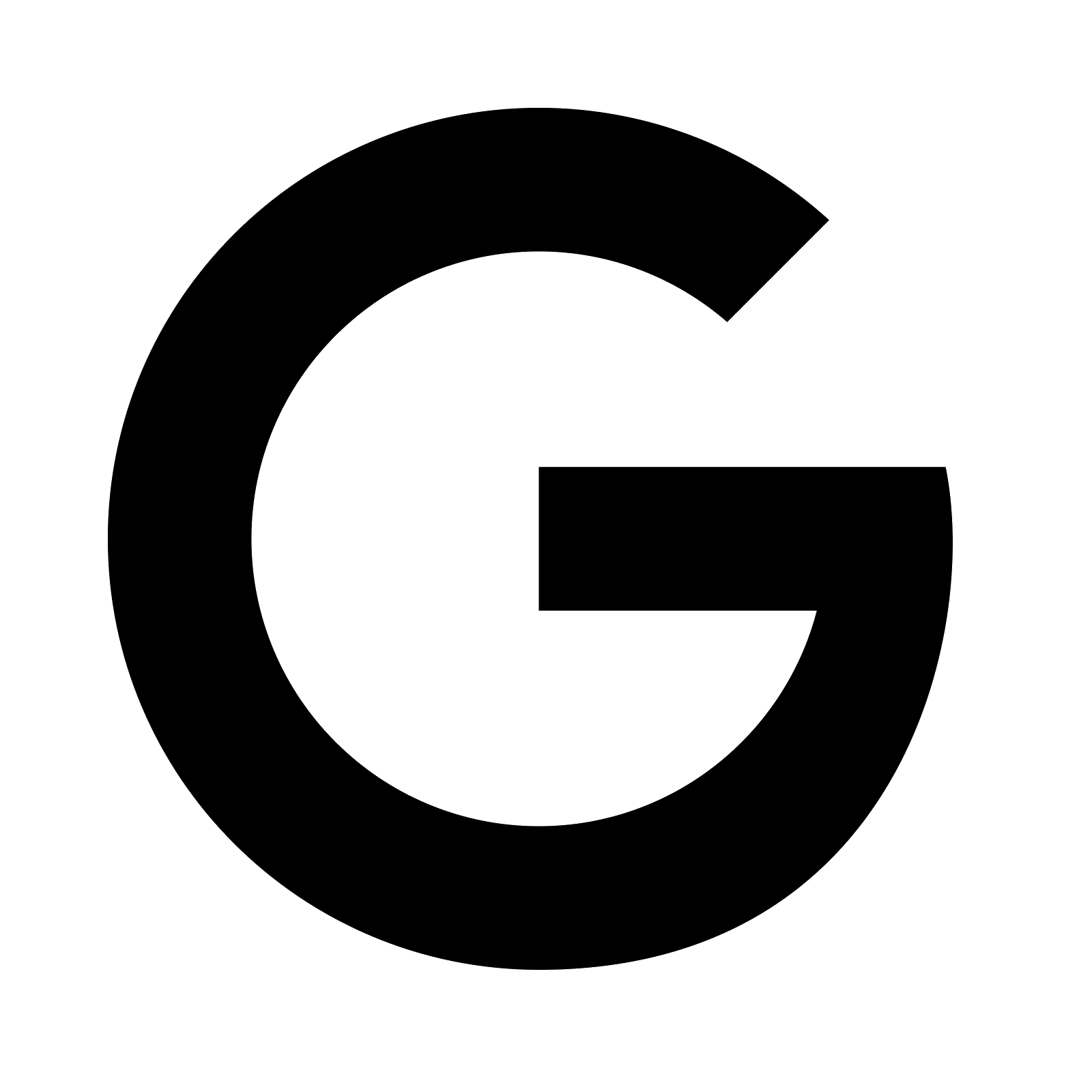 Google logo white png. Pay per click transprent