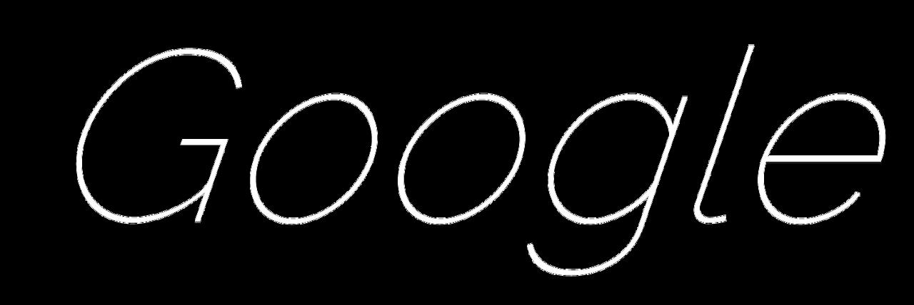 Google logo white png. File in raleway wikimedia