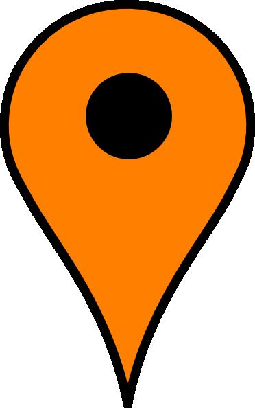 Adding a custom marker. Google map pin png