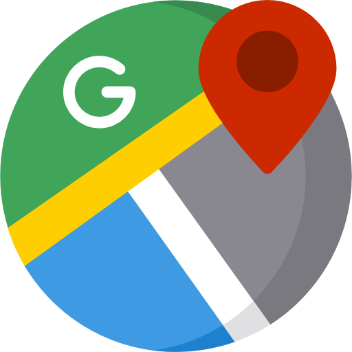Google maps icon png. Free social media icons