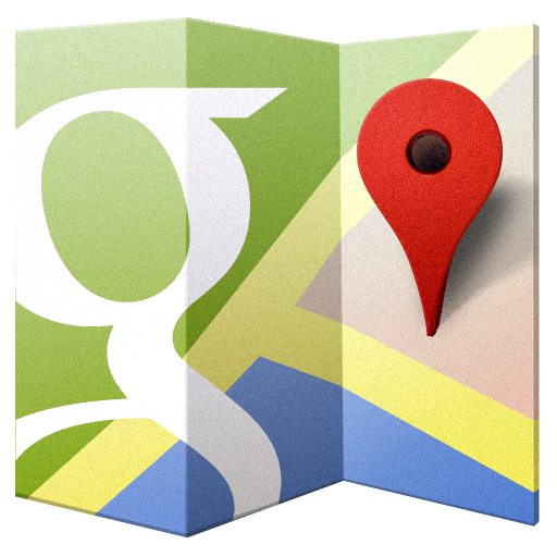 Play iconset marcus roberto. Google maps icon png