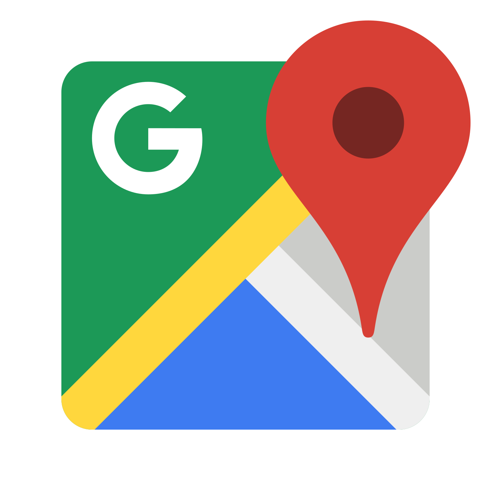 Free download and vector. Google maps icon png