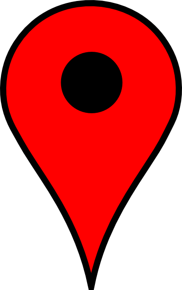 Map red clip art. Google maps pin png
