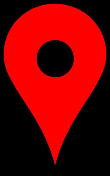 Marker for residencelamontagne clip. Google maps png