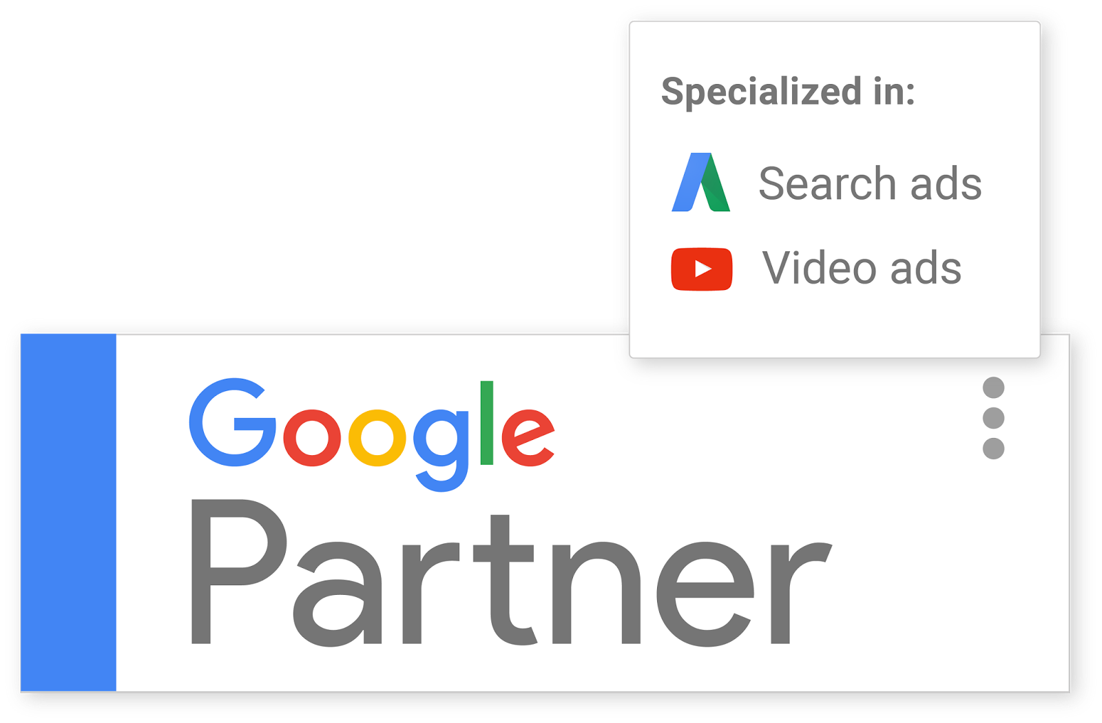 Google partner png. Small business it s