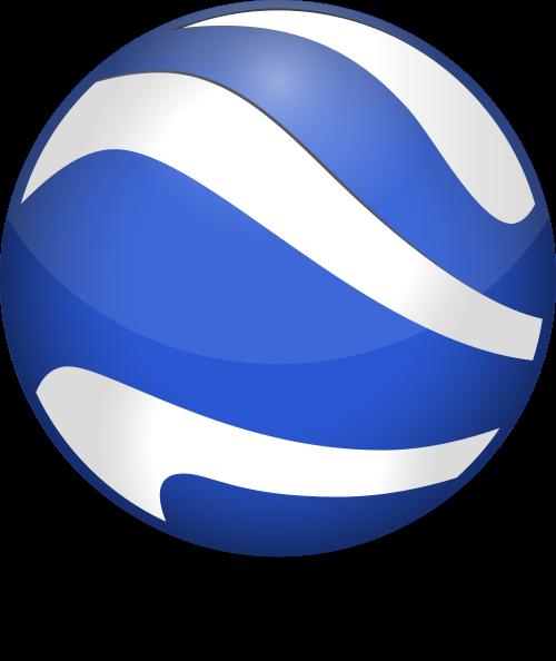 Image earth logo logopedia. Google photos png