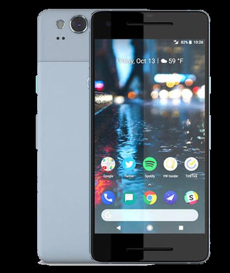 Google pixel 2 png. Kinda blue mobile phones