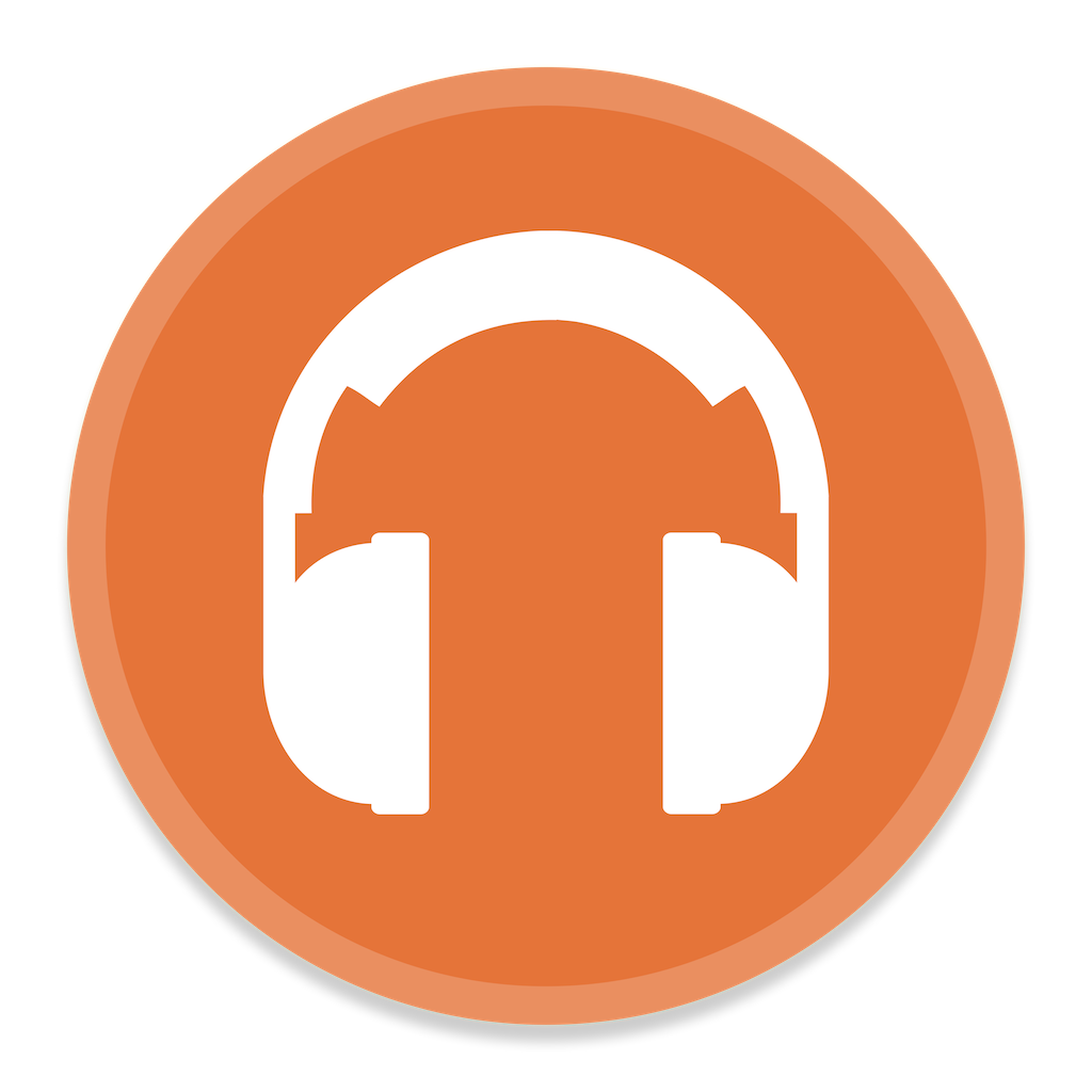Manager button ui app. Google play music icon png