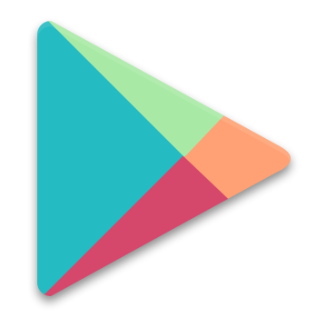 Free colorful icons by. Google play png