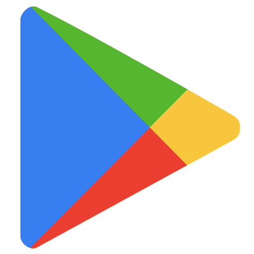 Google play store icon png.  for free download