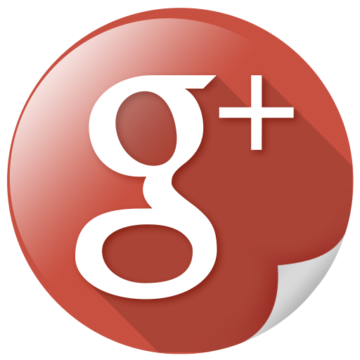 Google plus icons png. Social network round gloss