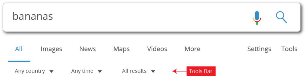 Google search bar png. Doing research with the