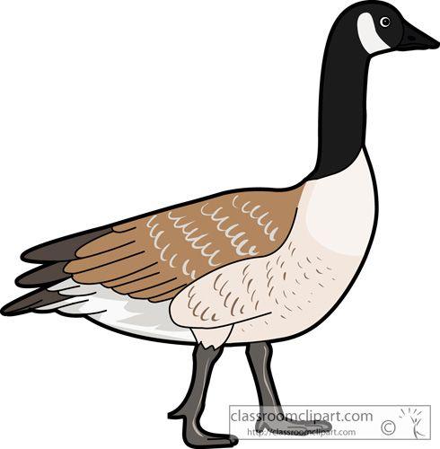 Graphic mart pinterest. Goose clipart