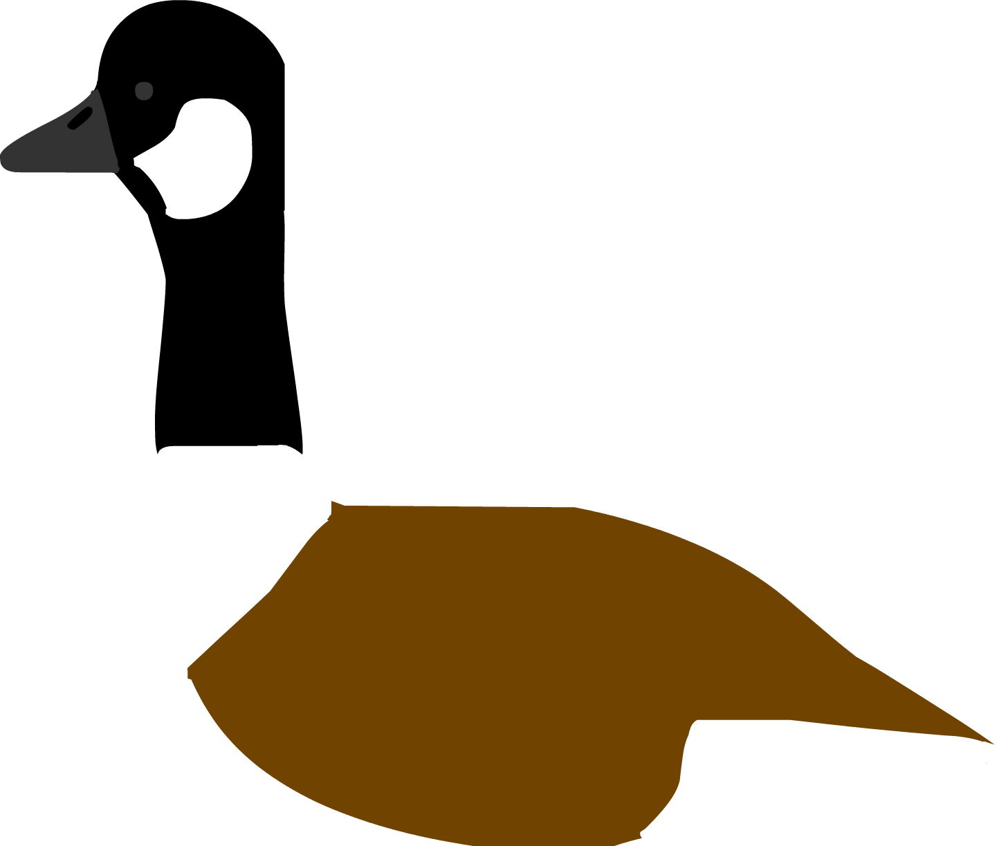 Characters game family friendly. Goose clipart canada goose