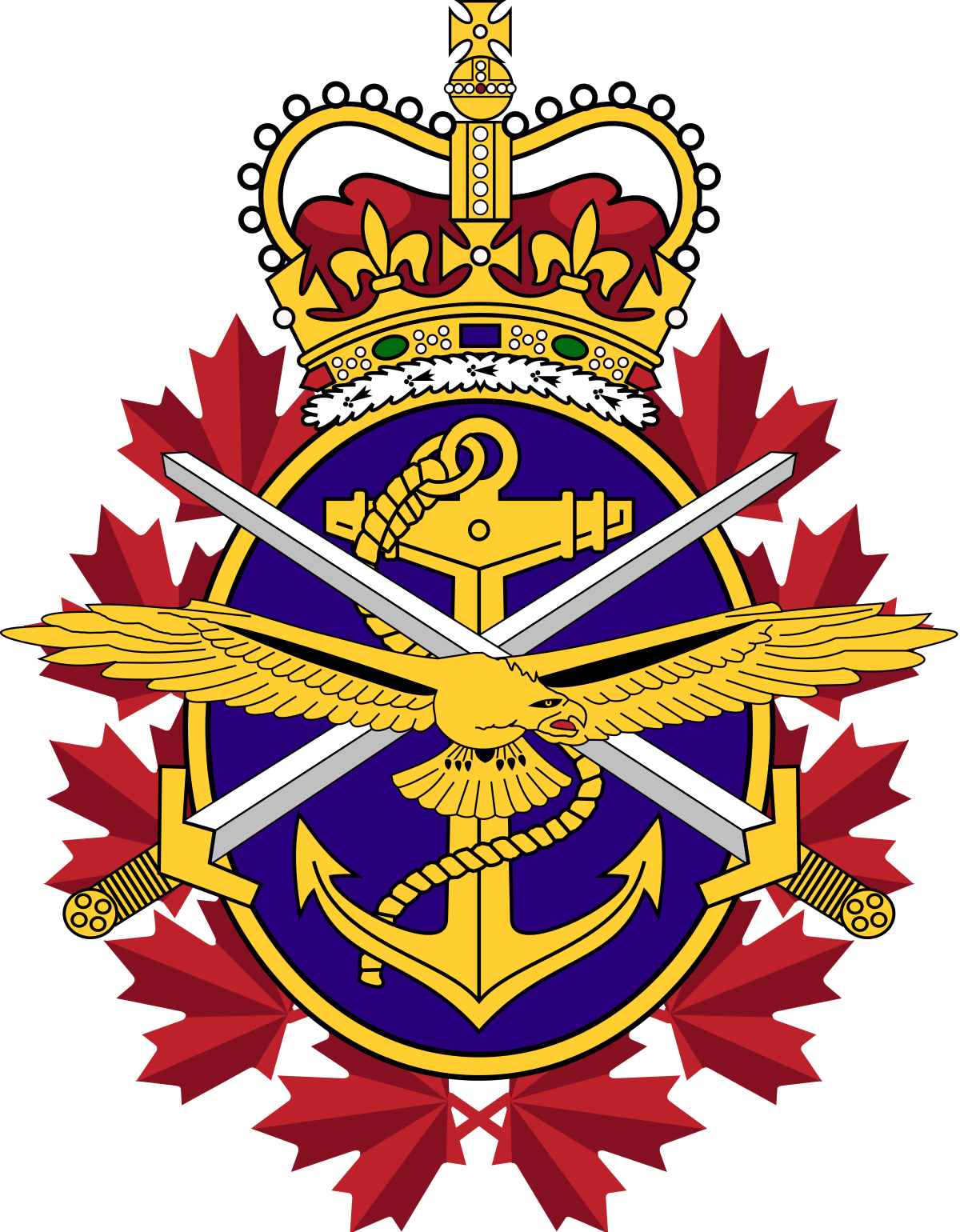 Armed forces wikipedia . Missions clipart citizenship canadian