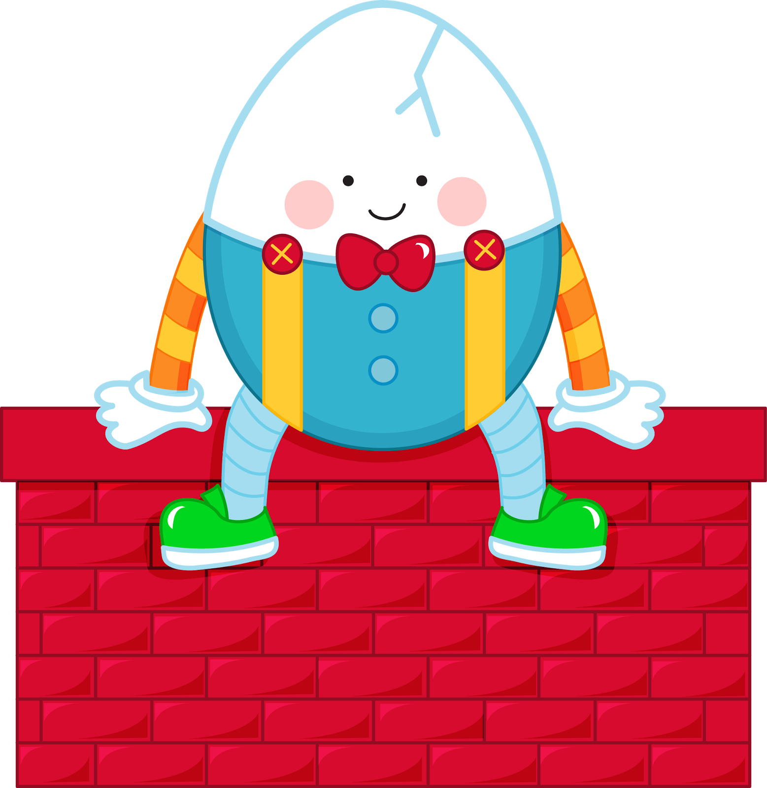 Pinterest and school. Humpty dumpty clipart outline