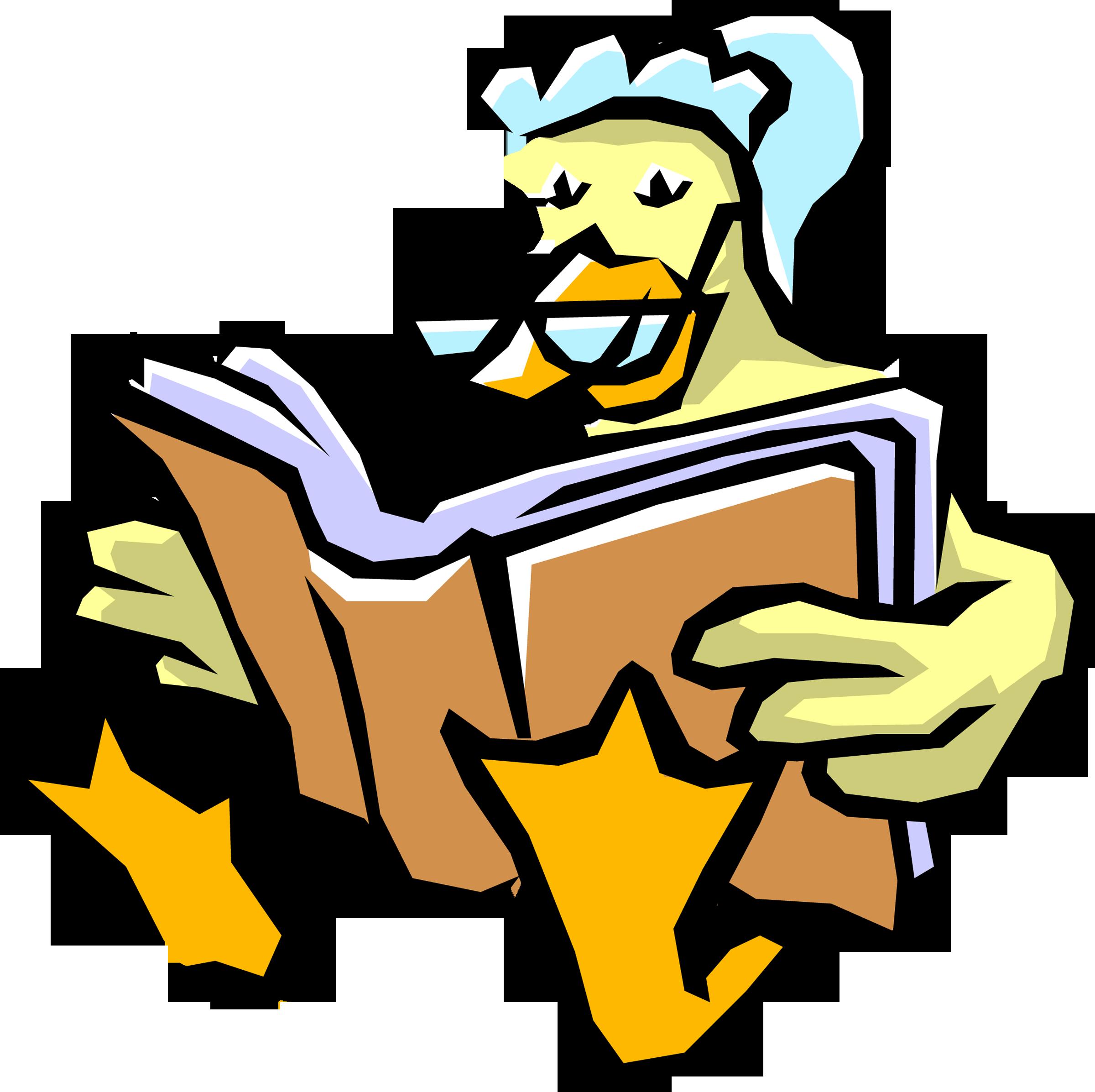Goose clipart nursery rhyme. Mother clip art n