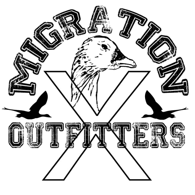 Hunter clipart waterfowl hunting. Migration x outfitters migrationxoutfitters