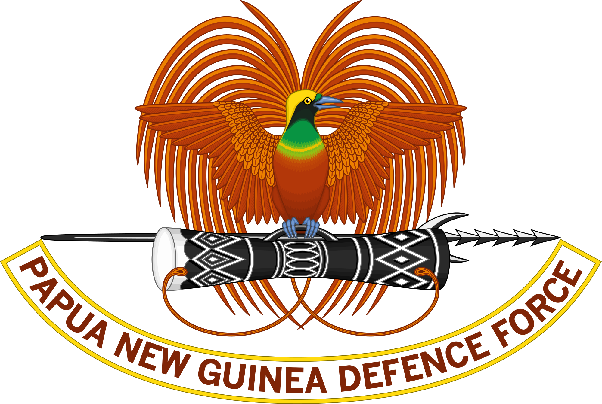 Government clipart military spending. Papua new guinea defence