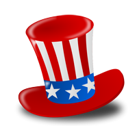 Government clipart president. Ap th of july
