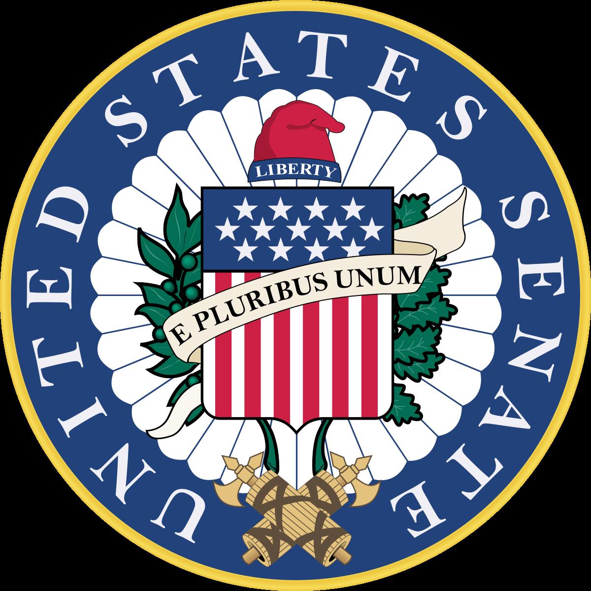 Leader clipart majority leader. United states senate wikipedia