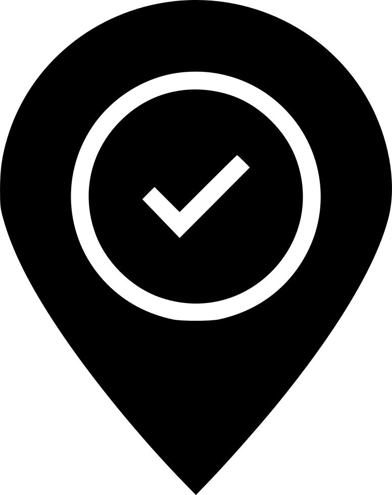pin clipart gps icon
