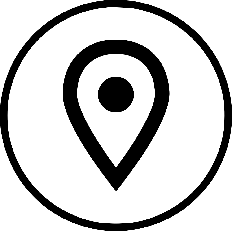 Location svg png free. Pin clipart gps icon