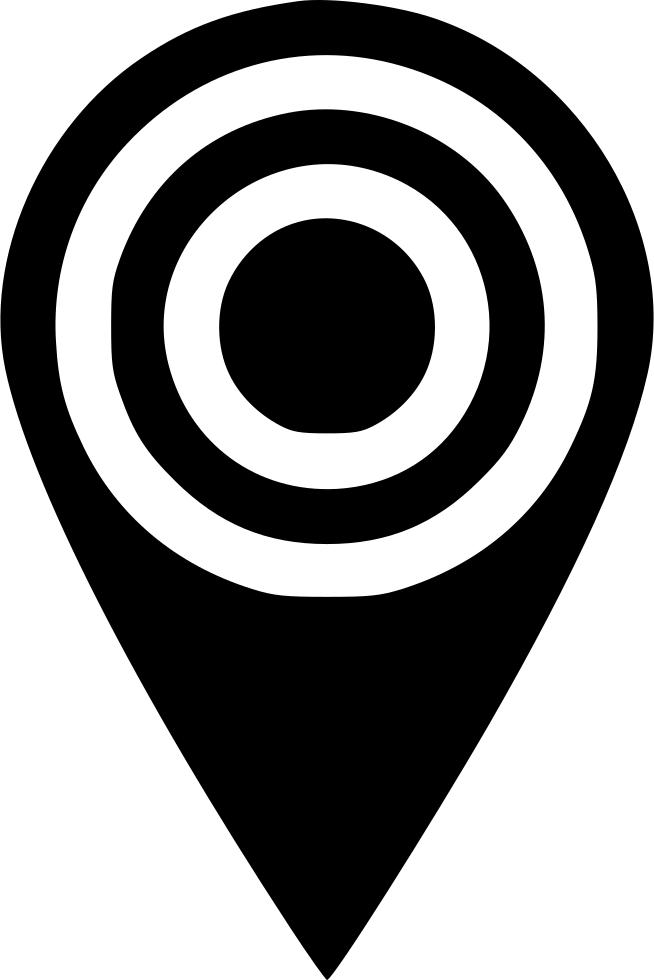 Location clipart drop pin. Marker gps map optimization