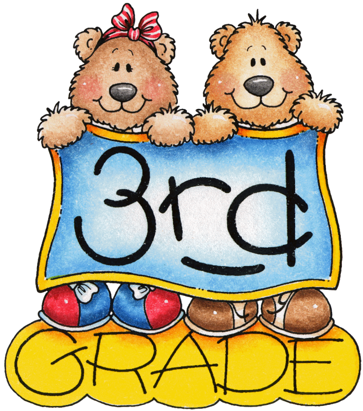 Grades clipart 3rd. Third grade ourclipart pin