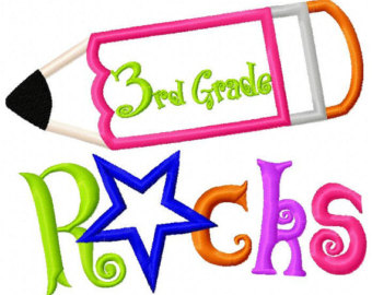 First grade free download. Grades clipart 3rd