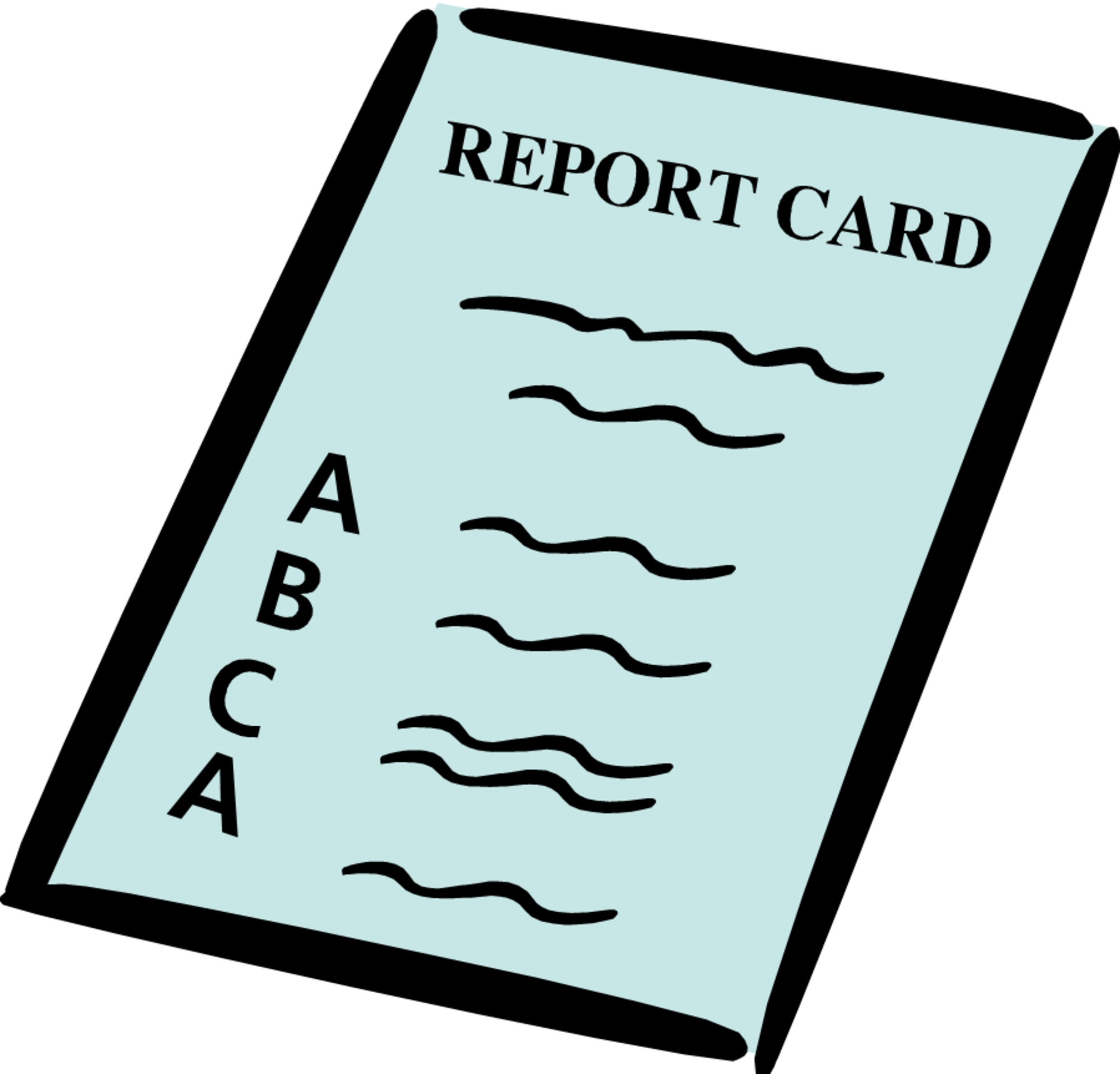 For those who did. Grades clipart 4.0