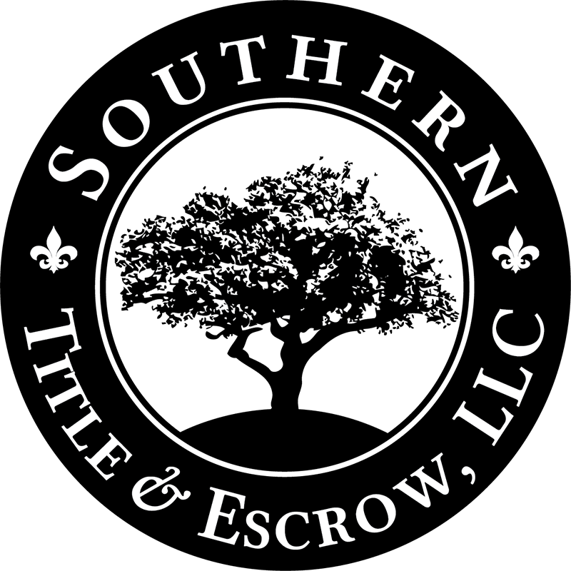 Grades clipart escrow. Southern title lake charles