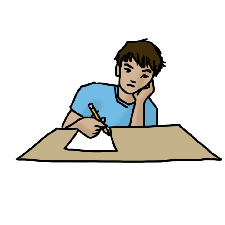 More ideas for essay. Writer clipart teacher grading papers