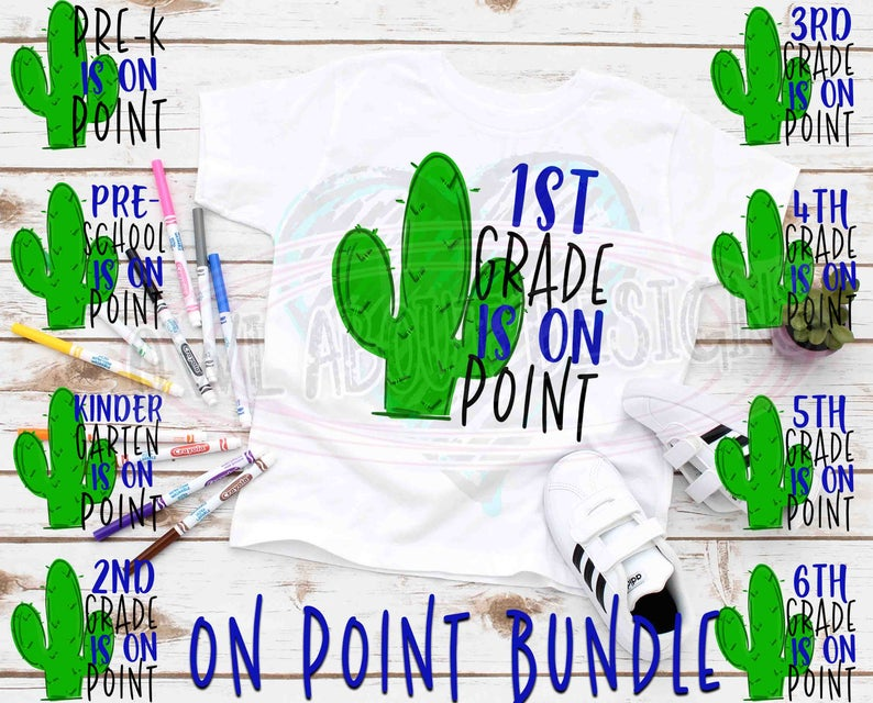 On point bundle total. Grades clipart grade 9