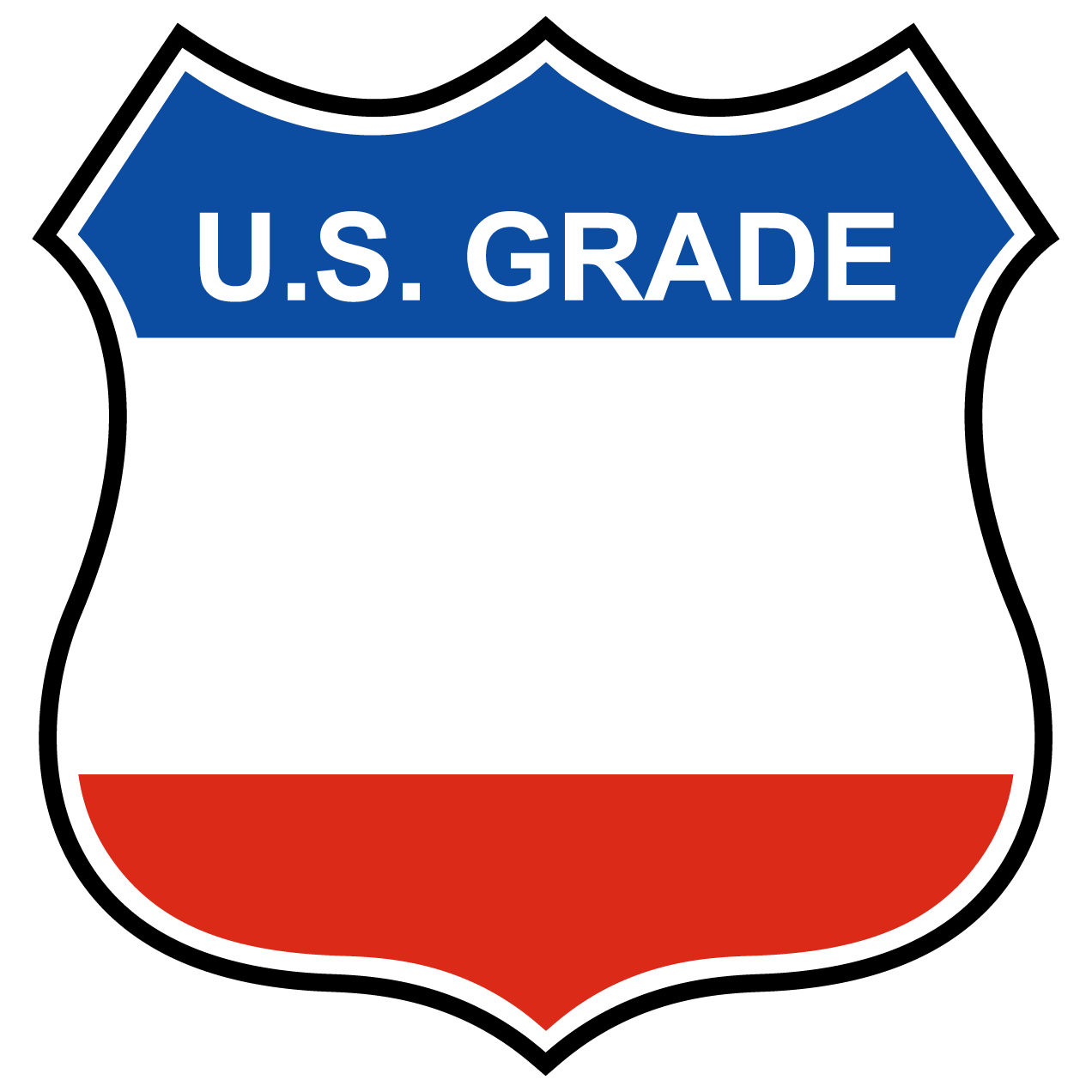 Grade and quality labels. Grades clipart graded work