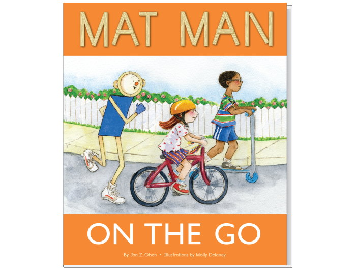 Mat man on the. Handwriting clipart independent writing
