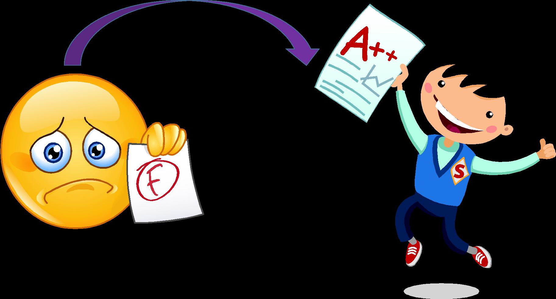 How to explain a. Grades clipart letter grade