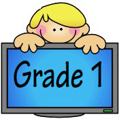 grades clipart one