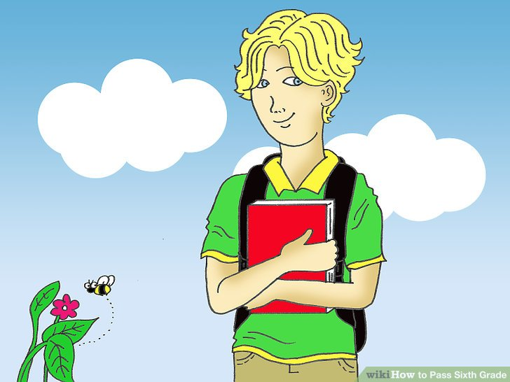 How to pass sixth. Grades clipart passed test