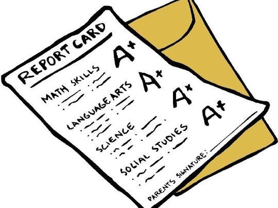 New grade standards set. Grades clipart passed test
